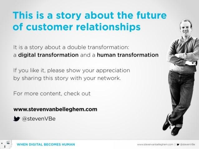 When Digital becomes Human Slide 2
