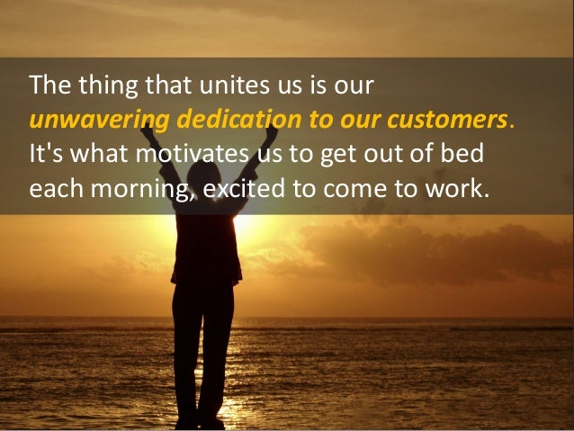 What do our employees  want from us in return?
