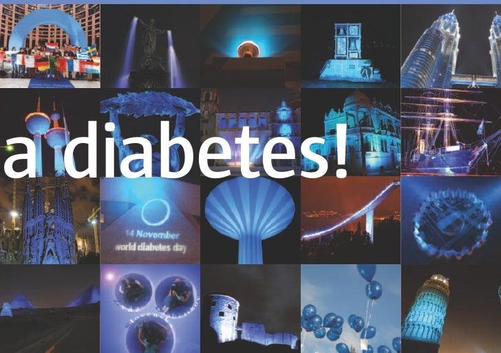 la diabetes!