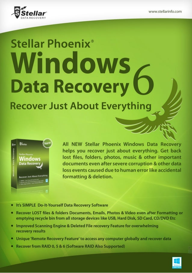 Recover Just About Everything