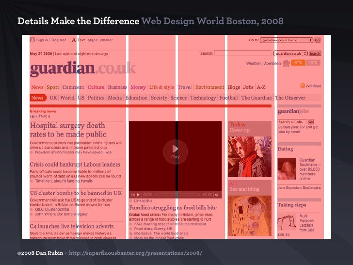 37 details make the difference web design world - Jobs That Make A Difference In The World