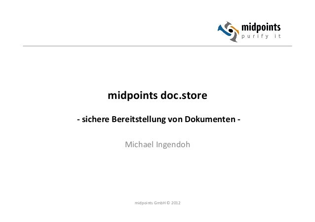 midpoints	  doc.store	                                     	  	  -...