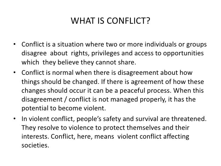 journalism in post conflict society <br > 4