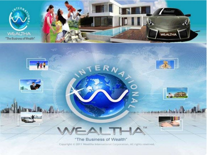 Why join Wealtha?:→ Since 2009→ 70% Filipino, 30% Foreign→ Awarded as the No. 1 internet Marketing Company- 2010 18th annu...