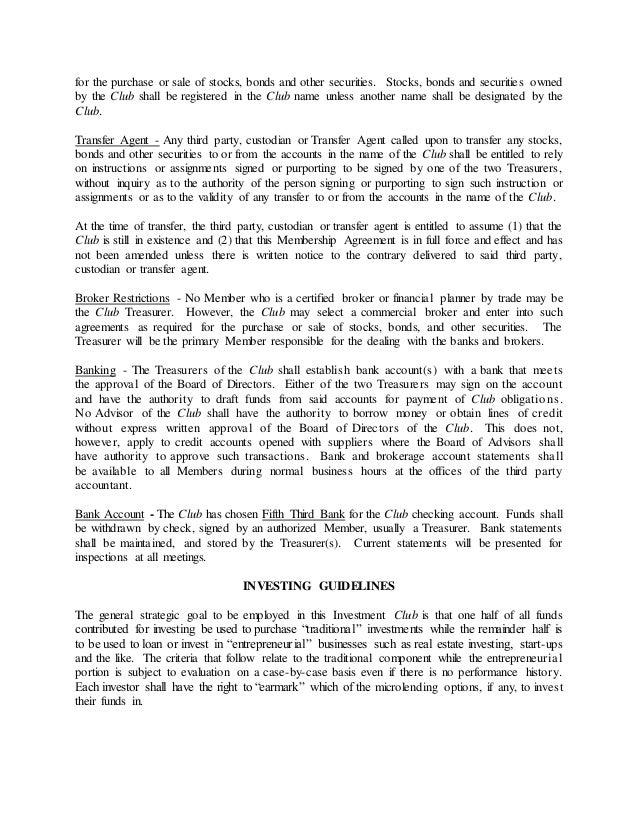 Wealthbuilders membrship agreement 5 for platinumwayz