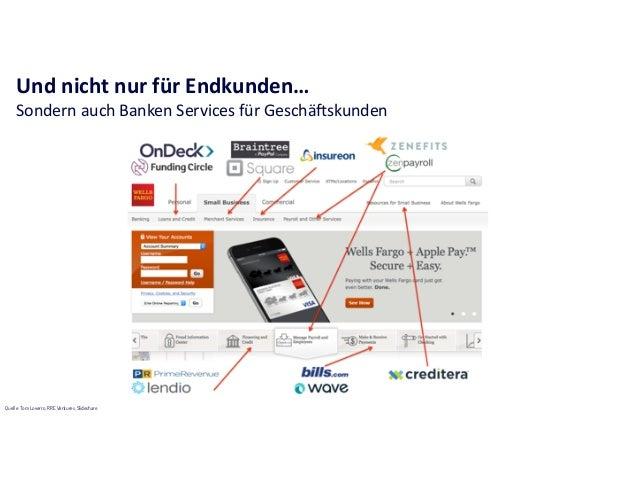 › Was  forciert  dies  alles  noch?   › Die  böse  Regulatorik!   › PSD2  mit  XS2A  (Access  to ...
