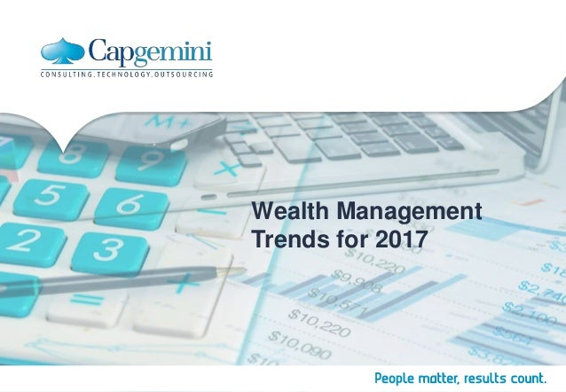 Wealth Management Trends for 2017
