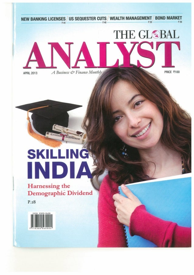 Sourajit Aiyer - The Global Analyst Magazine, India - Wealth Management, Emerging Paradigms - Apr 2013