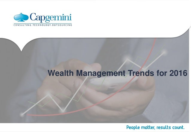 Wealth Management Trends for 2016