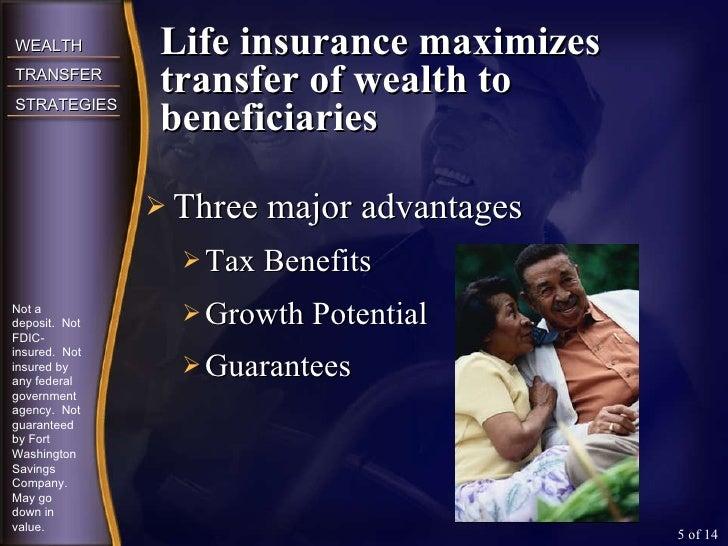 <ul><li>Three major advantages </li></ul><ul><ul><li>Tax Benefits </li></ul></ul><ul><ul><li>Growth Potential </li></ul></...