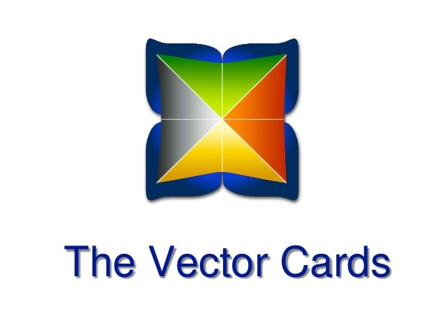 The Vector Cards