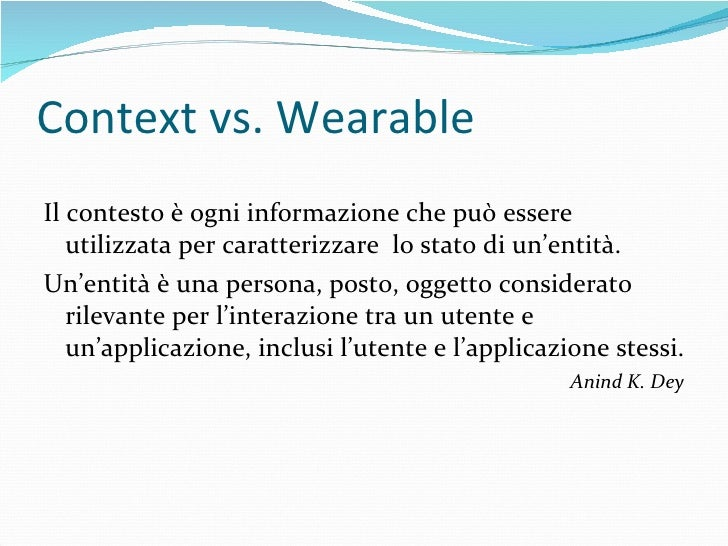 Wearable and Mobile Computing for Health and Wellness Slide 3