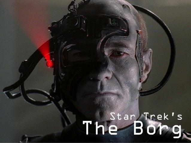 Star Trek's The Borg