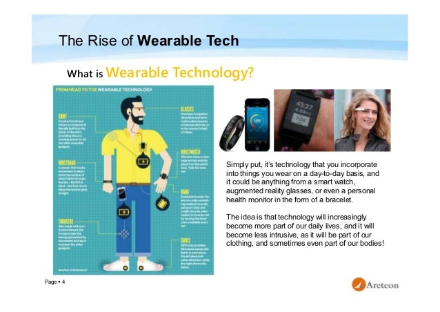 Wearable Technology - An Overview - Sciencedirect Topics