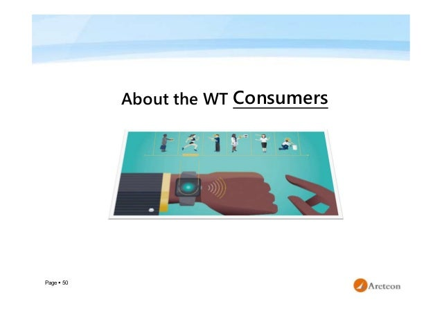 Page  50 About the WT Consumers