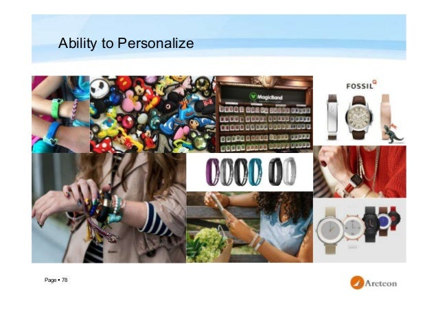 Page  78 Ability to Personalize