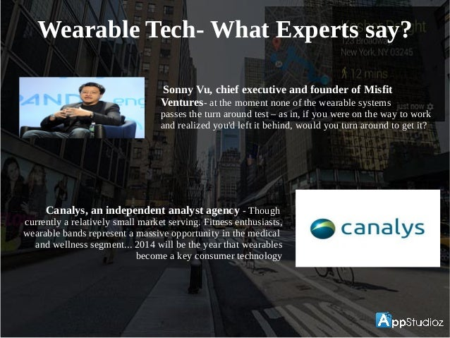 What's the Future of Wearable Technology? Google announced it's releasing a Software Development Kit (SDK) for Android-pow...