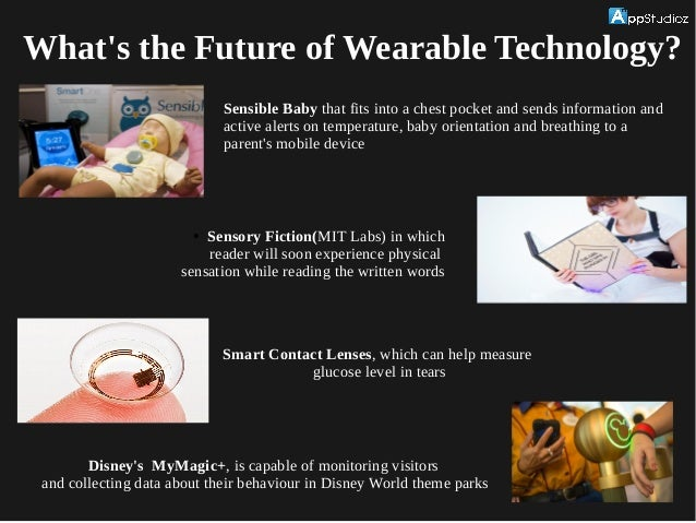 Global Wearable Technology Market Trends - Global Scenario, Industry Analysis, Size, Share and Forecaste Global Wearable T...
