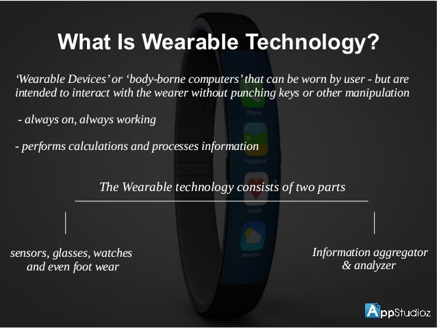See The Wearable Tech Of The Future - Time