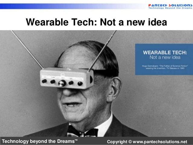 Wearable Technology Slide 3