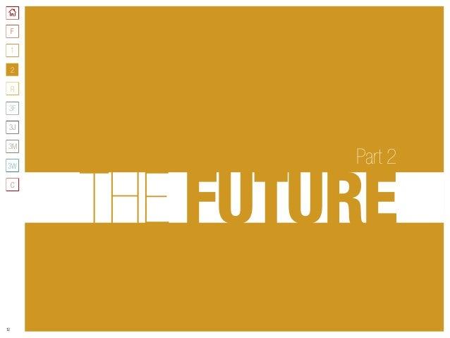 12 Part 2 THE FUTURE 2 F 1 R C 3J 3M 3W 3F