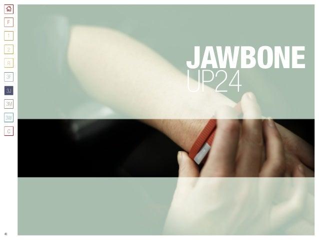 43 JAWBONE UP24 F 3J 1 2 R C 3M 3W 3F
