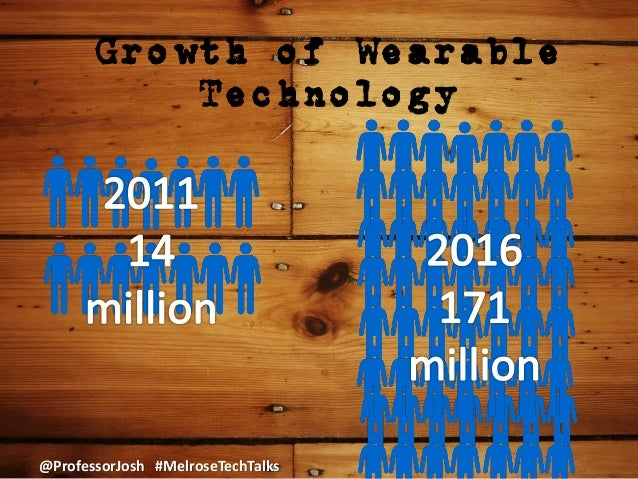 Wearable Technology: Separating Fact from Science Fiction Slide 3