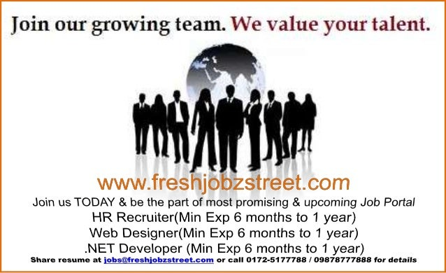 We are hiring !!