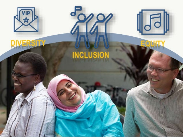 2 3 DIVERSITY EQUITY INCLUSION