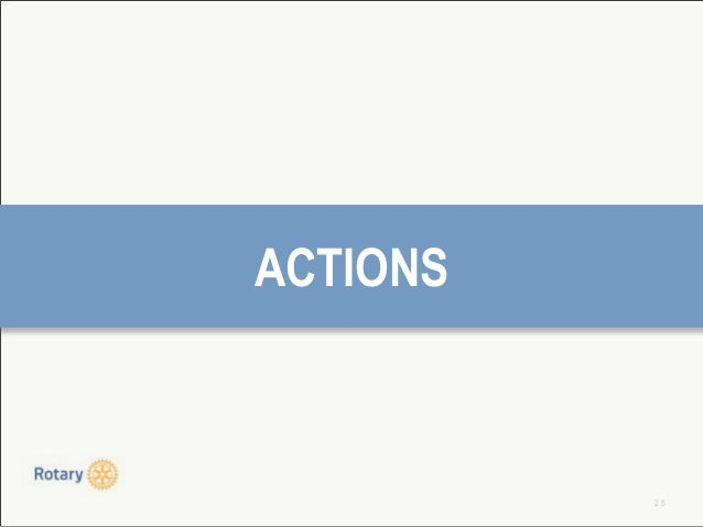 2 5 ACTIONS