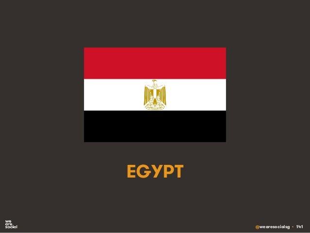 @wearesocialsg • 141 EGYPT