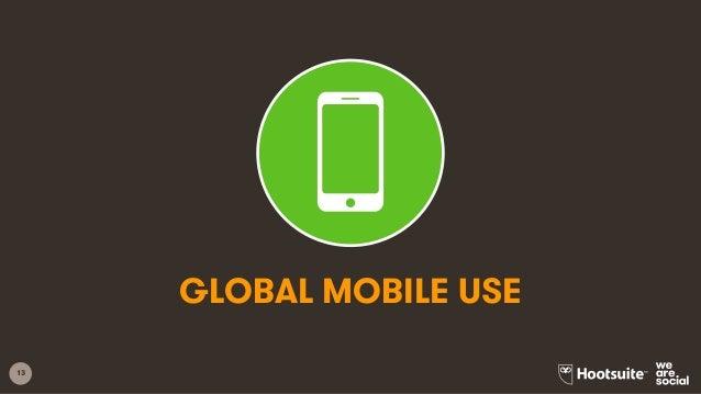 13 GLOBAL MOBILE USE