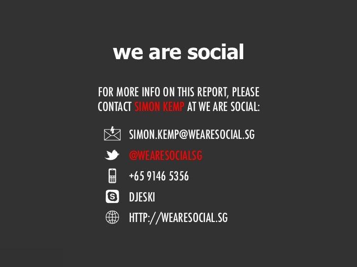 Social, Digital & Mobile across Asia Slide 3