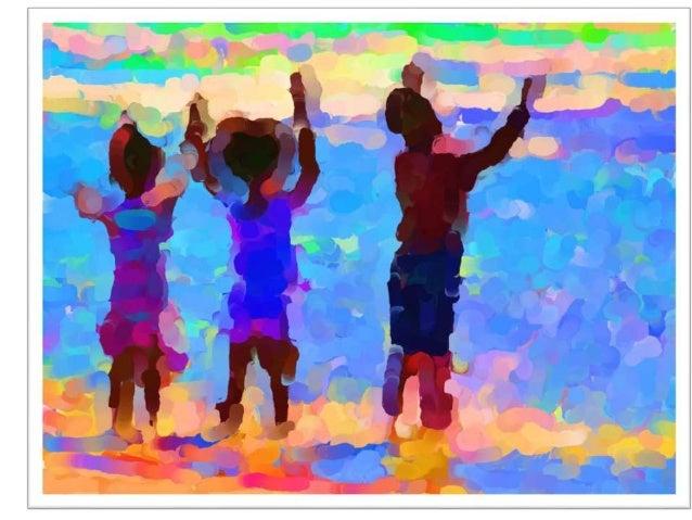 La peinture We Are The Children dans  votre maison serait?
