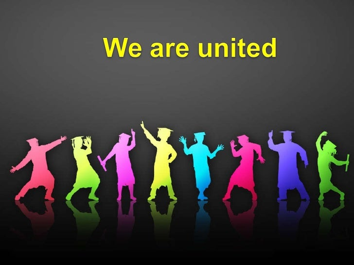 We Are United