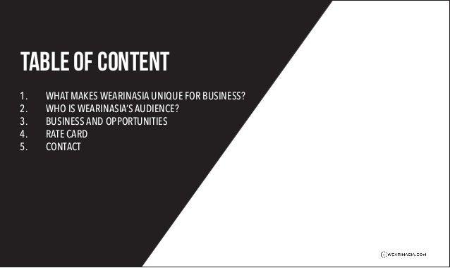 Wearinasia business kit Slide 2