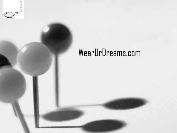 WearUrDreams.com