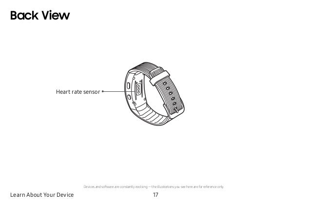 Samsung SM-R365 Gear Fit2 Pro User manual Final