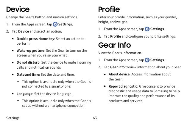 Samsung SM-R365 Gear Fit2 Pro User manual Final