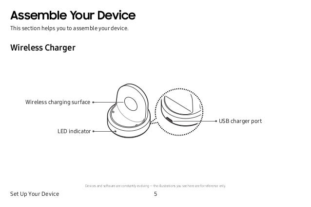 User Manual Samsung Gear Sport SM-R600