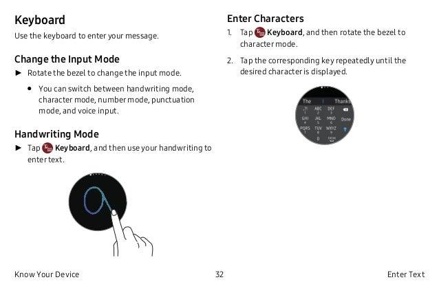 samsung gear s3 instruction manual