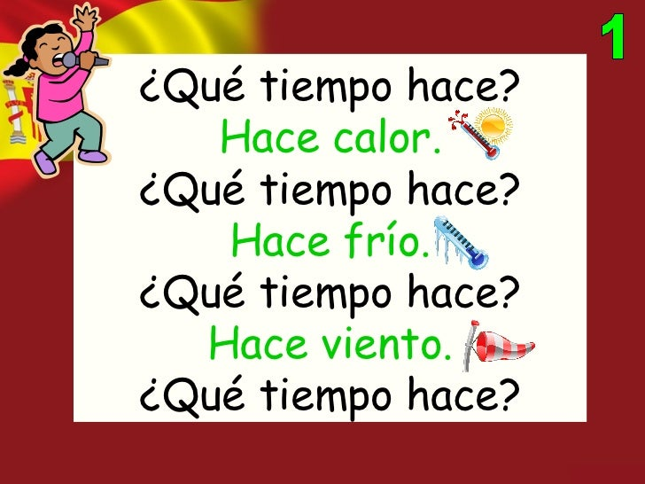 ¿Qué tiempo hace?   Hace calor.¿Qué tiempo hace?   Hace frío.¿Qué tiempo hace?  Hace viento.¿Qué tiempo hace?