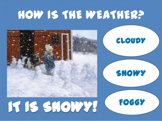 weather and clothes powerpoint