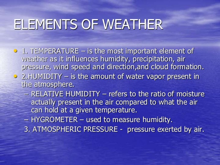 atmospheric conditions compared to indoor air Choose an atmospheric issue ozone depletion climate change or acid rain for example and compare and contrast it to an indoor air pollution atmospheric conditions.