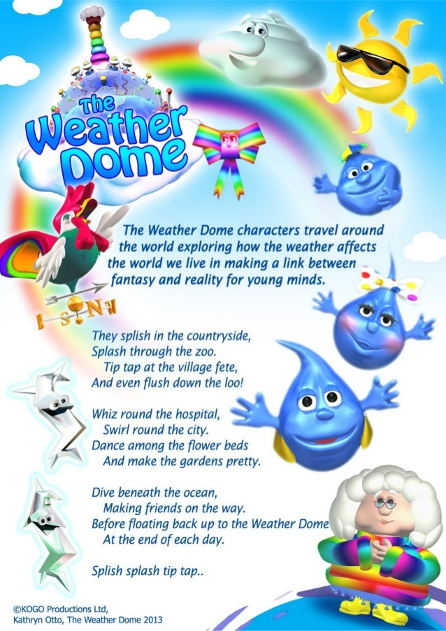 The Weather Dome by KoGo Productions Slide 2