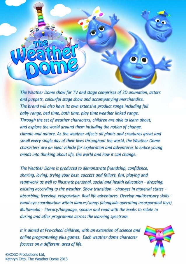 The Weather Dome by KoGo Productions Slide 3