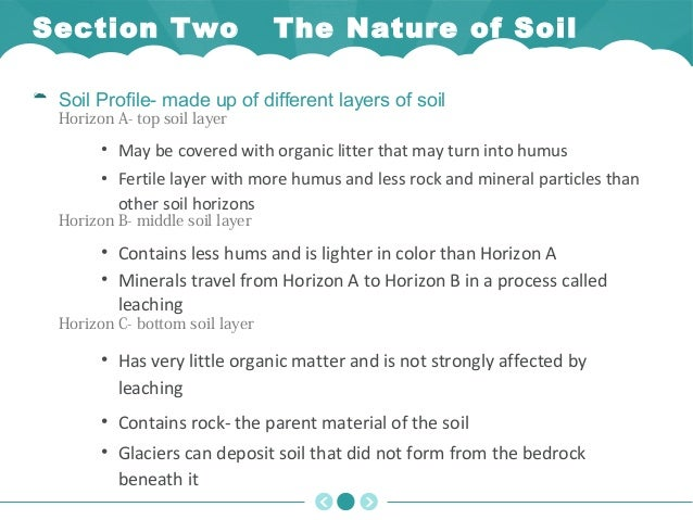 Weathering and soil powerpoint for What 5 materials make up soil