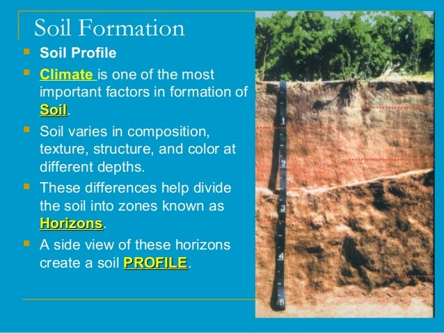 Water well diagrams water well information elsavadorla for Soil formation