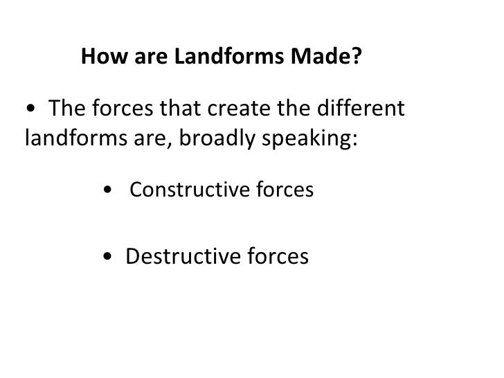 Weathering, erosion, deposition (teacher background) Slide 2