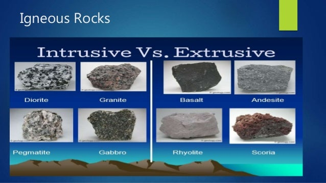 igneous rocks diorite essay